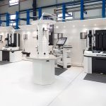 """In de nieuwe productielocatie in de buurt van Augsburg kunnen dagelijks 4000 kwalitatief hoogwaardige gereedschaphouders worden geproduceerd."""""""