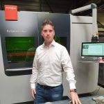 De oprichter van Laser & Bending Machines is Nathan van der Hoeven.