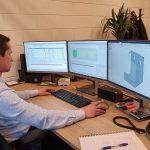 De efficiency en connectiviteit van TruTops Fab noemt Michiel de Hoog uniek. Hij wordt met de dag enthousiaster over dit pakket en ontdekt steeds nieuwe mogelijkheden.