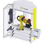 De Xcelerate X20 R-C2 met 6S Complete kan producten aan zes zijdes geautomatiseerd bewerken.