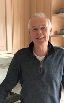 Egbert Jansen is het nieuwe gezicht van de FDP