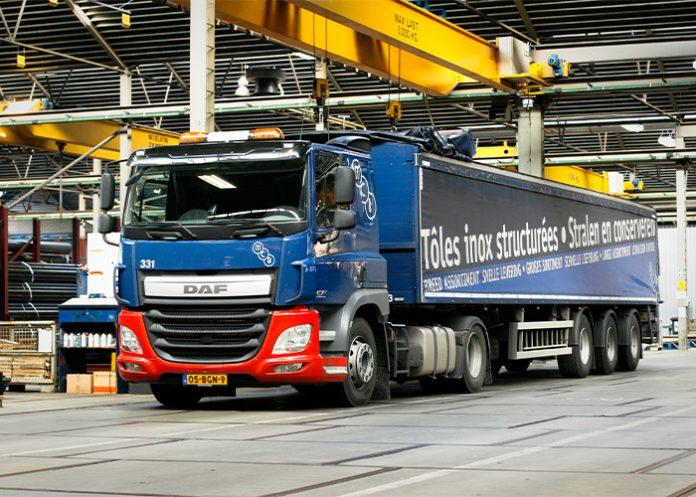 MCB heeft een robuuste supply chain om een hoge beschikbaarheid van materialen voor de klanten te garanderen.