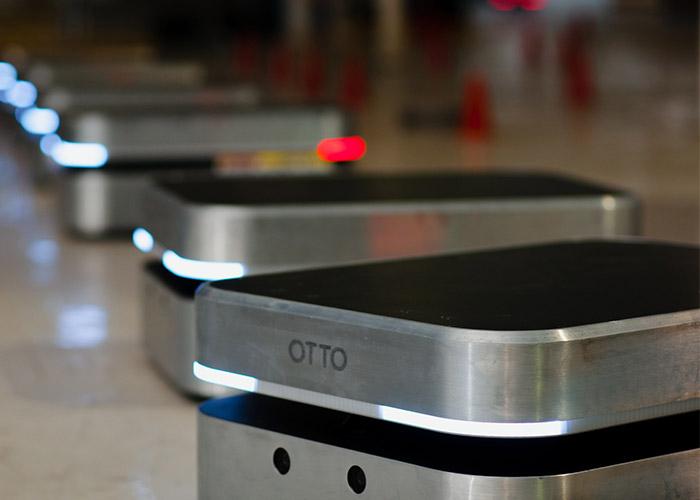 Het softwareplatform Otto fleetmanager kan naadloos geïntegreerd worden met de SDV's van Otto Motors.
