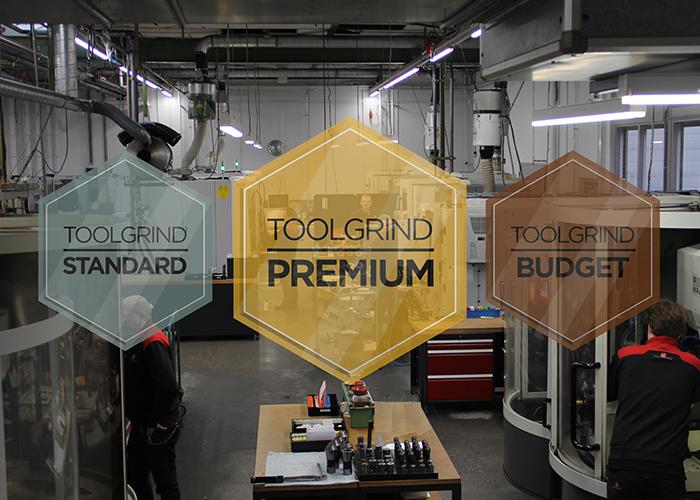 Met drie pakketten voor het herslijpen van verspanende gereedschappen (ToolGrind Budget, ToolGrind Standard en ToolGrind Premium) kan iedere verspaner worden bediend.