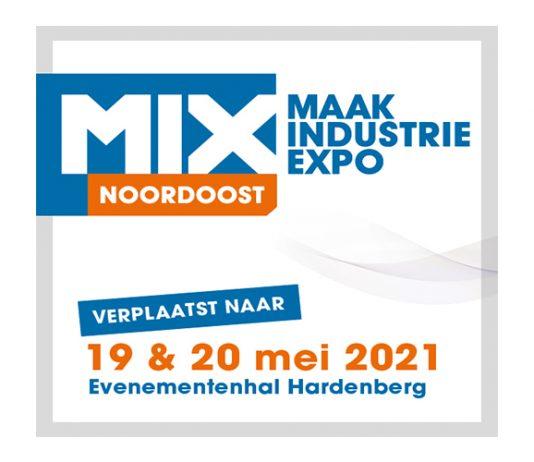 Eerste editie MIX Noordoost verplaatst naar mei 2021