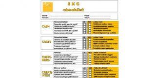 PKM heeft voor ondernemers een handige checklist samengesteld om hen te helpen met de vijf belangrijkste aandachtsvelden van hun operationele cockpit.
