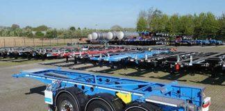 Een laag leeggewicht vormt voor D-Tec altijd een speerpunt bij trailerontwikkelingen. Zo ook bij de productontwikkeling van het 20ft chassis.