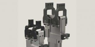 Ondanks het compacte dubbelarmige ontwerp, produceren de nieuwe modellen 84A40-1/84A50-1 power clamp een hoge kracht.