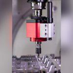 Audi past het Taptor proces toe in de serieproductie van motoronderdelen uit gietaluminium.