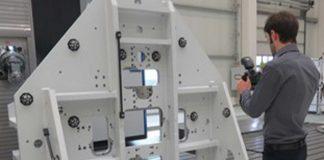 Met de VSET modules wordt de geometrie van het werkstuk buiten de machine gemeten, zodat de machine door kan produceren.