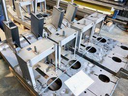 Behuizingen en losse onderdelen als prototypen of in kleine series behoren tot de dagelijkse bedrijfsvoering van Rodeike.