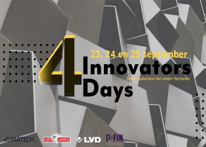 4Innovators Days zet innovaties alsnog in de kijker