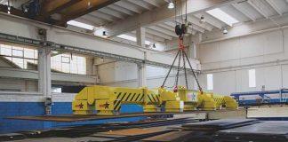 De hefmagneetsystemen van Schunk garanderen maximale veiligheid.
