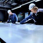 Het streven van thyssenkrupp is om met toepassing van waterstof de complete staalproductie klimaatneutraal te maken. (Foto: thyssenkrupp)