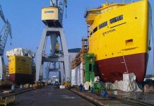 Damen Shipyards ziet veel potentie in het CERTIF-AI project.