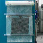 Velum beschermt elektronische componenten in industriële productie-installaties.