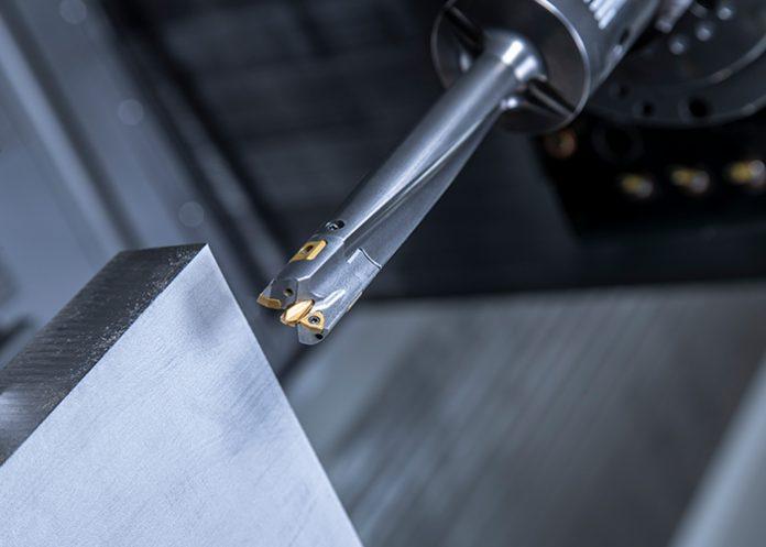 De Komet KUB Centron van Ceratizit maakt kosteneffectief en procesveilig diepgatboren van 4xD tot 9xD mogelijk.