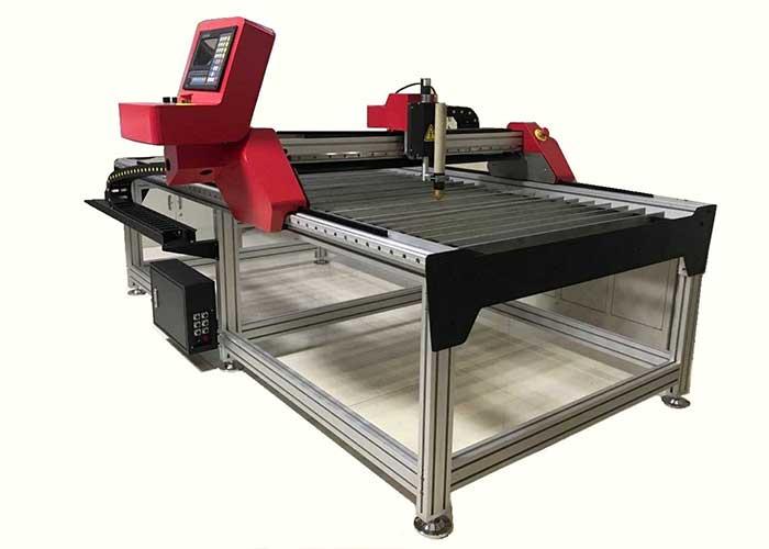 Besten Machines heeft onder andere geïnvesteerd in een nieuwe CNC plasmasnijtafel.
