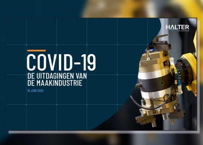 De Covid-19 maatregelen zullen nog lang impact hebben op de activiteiten van de wereldwijde maakindustrie.