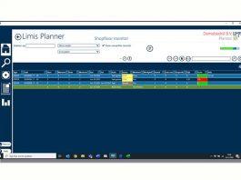 De module Shop Floor Control in de planningssoftware van Limis bevat tal van nieuwe functionaliteiten.