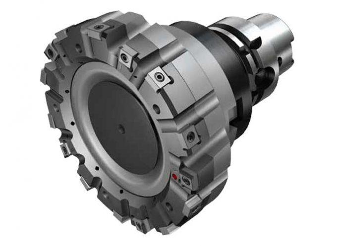 De M5C90 aluminium frees, onderdeel van de M5 productfamilie, is ontworpen voor vlakfrees-voorbewerkingen en -nabewerkingen van cilinderkoppen, cilinderblokken en volledig aluminium onderdelen.
