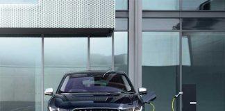 De Jaguar I-Pace, een 5-zits sportauto met elektrische technologie.