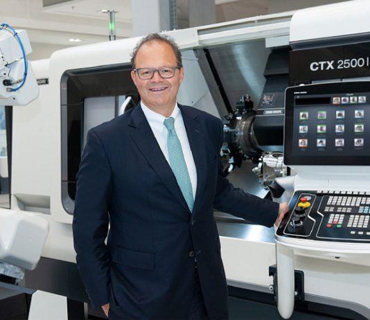 """DMG Mori topman Christian Thönes: """"Investeren in innovaties en vooral in digitalisering, is de enige weg uit de crisis."""""""