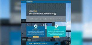 De evenementen in het kader van Insights 2020 zijn zowel virtueel als live te bezoeken.