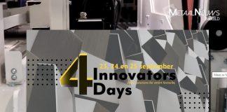4Innovatorsdays: superefficiënte productie van plaatdelen