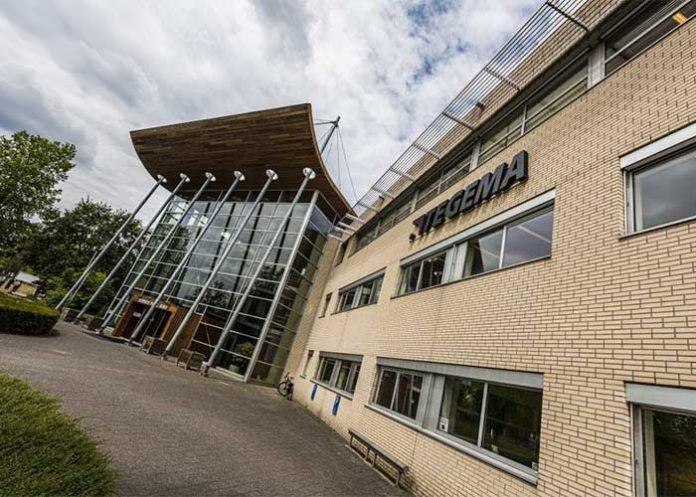 De vestiging van Tegema in Eindhoven.