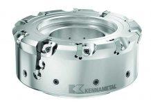 De KCFM 45 is volgens Kennametal ideaal voor grijs gietijzer, CGI-toepassingen, semi-nabewerkingen en fijne nabewerkingen
