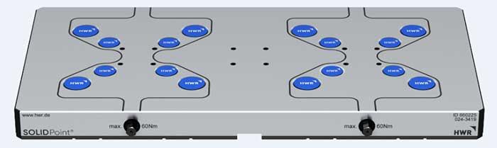 Het SOLIDPoint verhogingsblok (100mm).