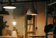 Welke lampen kunnen gemaakt worden van metaal?