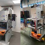 De kracht van Hoffman-Metalcare is dat standaard machines en componenten door aanvullende engineering worden gemodificeerd en ontwikkeld tot klantspecifieke systemen. Hierbij worden ook de mechanische excenterpersen van Mios ingezet.
