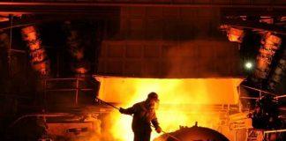 Een tegenvaller voor EU-staalmakers zijn de iets ingezakte prijzen voor schroot en erts.