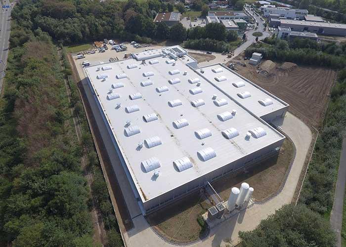 Een belangrijke stap in de ontwikkeling van 247TailorSteel was dit jaar de ingebruikname van de vestiging in Hilden (bij Düsseldorf), de tweede productielocatie in de groeimarkt Duitsland.