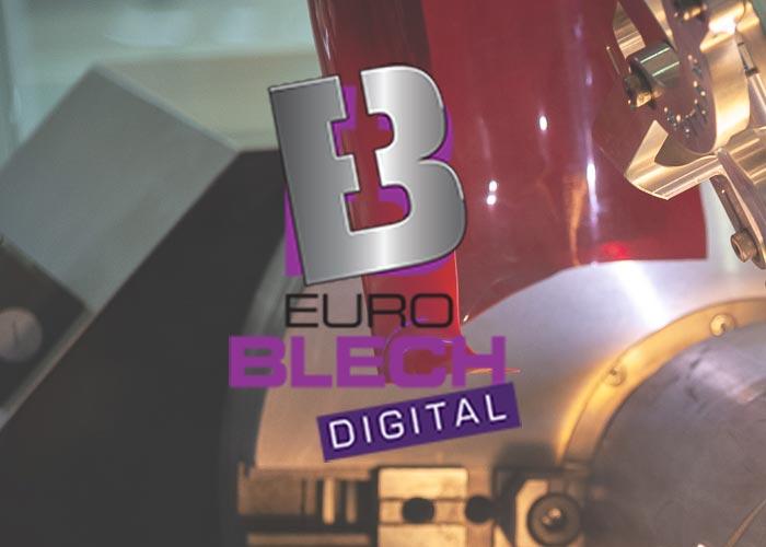 Virtuele Euroblech trekt 5500 deelnemers