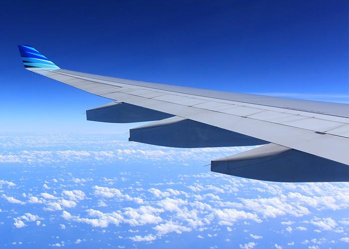 Naar India of Egypte met visum reizen? Dat doe je in een vliegtuig van glare!