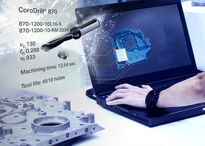 Sandvik Coromant en Autodesk Fusion 360 combineren expertise rondom CAM-software-oplossingen en gereedschapsdata