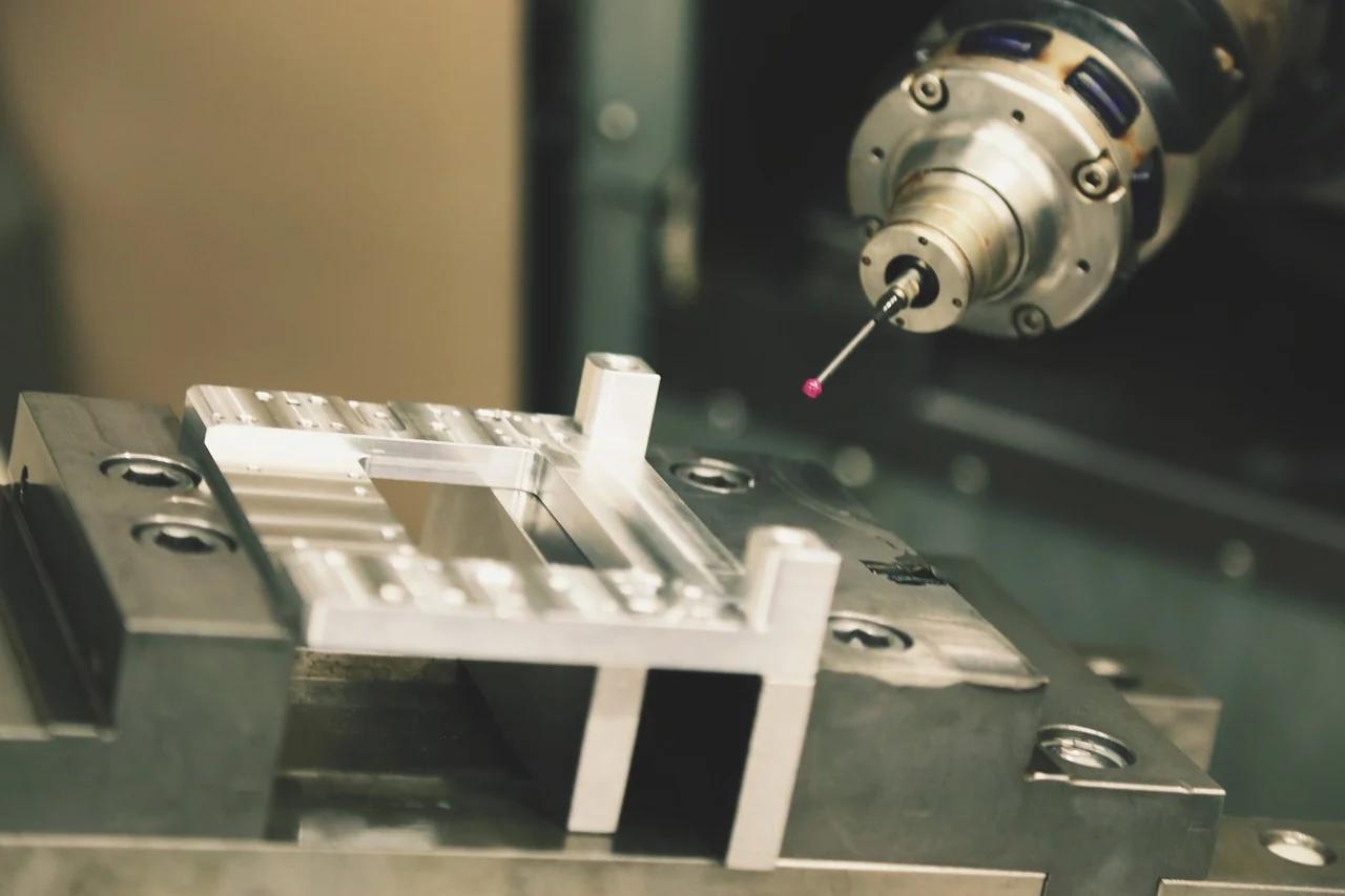 Deze zes metalen kunnen gebruikt worden voor het CNC frezen
