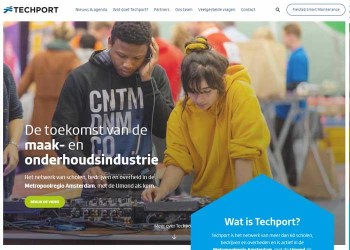 Als eerste in Nederland worden in de IJmond-regio de technische opleidingen verrijkt met Smart Maintenance ('slim onderhoud').