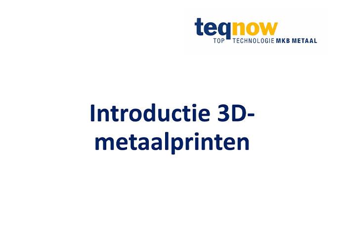 Teqnow van Metaalunie is een loket waar ondernemers met al hun technische vragen terecht kunnen.