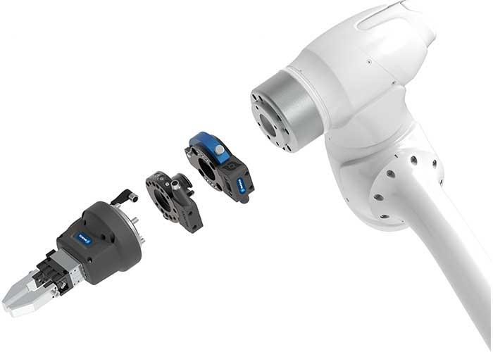 Schunk levert nu ook Plug & Work-portfolio's voor de cobots van Doosan Robotics die de instap in lichtgewicht robotica vereenvoudigen.