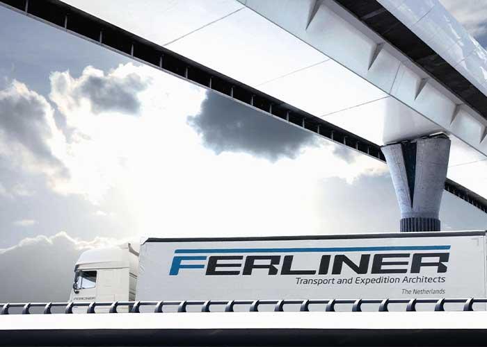 Ferliner stond van oudsher bekend als vervoerder van staalproducten, maar heeft zich in de loop der jaren geconcentreerd op het vervoeren van non-ferrometalen.