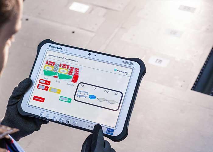 Met TruTops Monitor van Trumpf kunnen gebruikers meer transparantie verkrijgen in het productieproces.