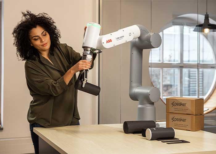 ABB heeft het collaboratieve robot (cobot)-portfolio uitgebreid met de nieuwe GoFa en SWIFTI cobotfamilies