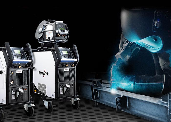 EWM breidt XQ-serie voor MIG/MAG-lassen uit