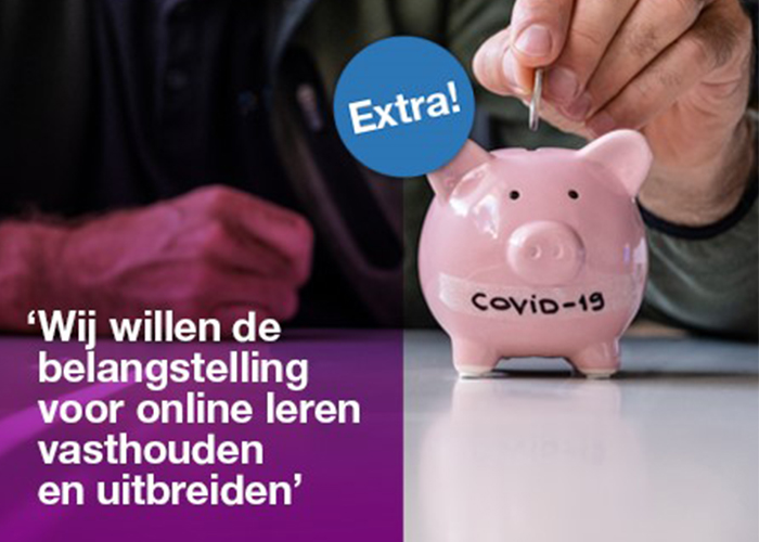 Extra crisismaatregel OOM voor online leren