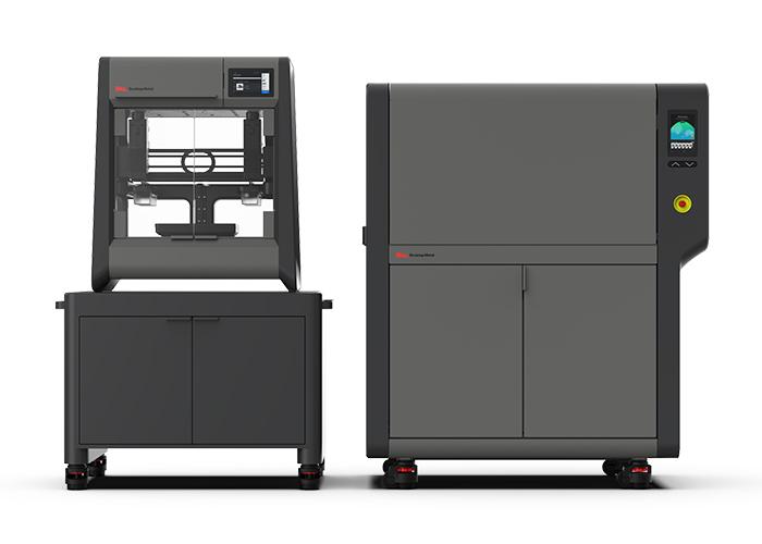 Het nieuwe Studio System 2 is geschikt voor het 3D printen van prototypes, tooling en toepassingen voor eindgebruik in kleine volumes.
