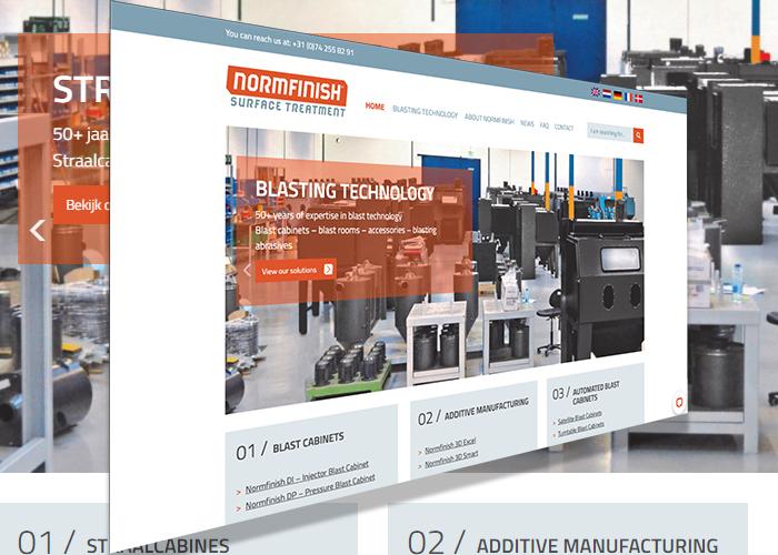 Voorheen was de informatie over Normfinish een onderdeel van de site van Leering Hengelo. Met de internationale groei is het nu tijd om het merk op eigen benen te laten staan.